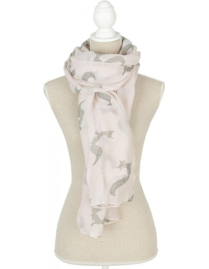 scarf SJ0544P Clayre Eef in the size 90x180 cm