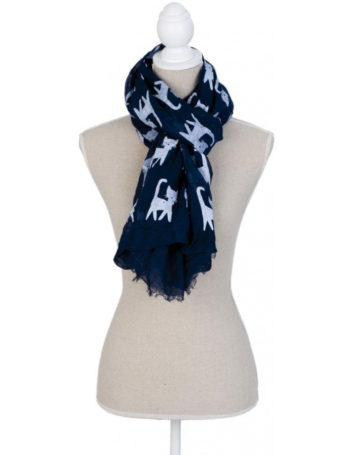 90x180 cm synthetic scarf SJ0570 Clayre Eef