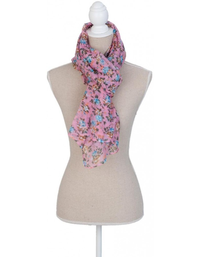180x90 cm synthetic scarf SJ0595LBL Clayre Eef