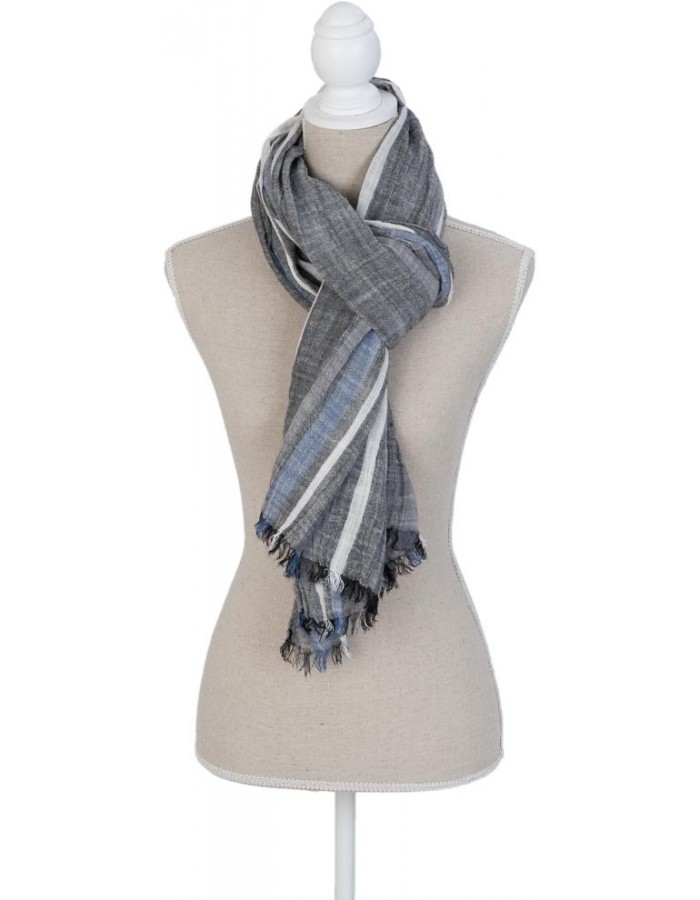 70x175 cm synthetic scarf SJ0597G Clayre Eef