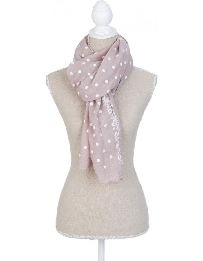 scarf SJ0620P Clayre Eef in the size 70x180 cm