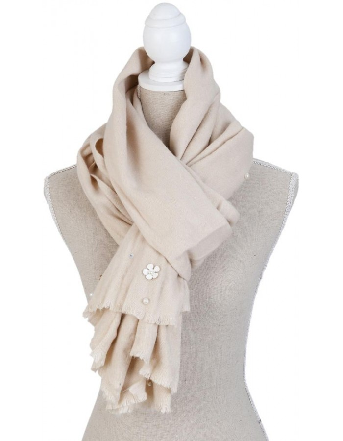 scarf SJ0638 Clayre Eef in the size 56x190 cm
