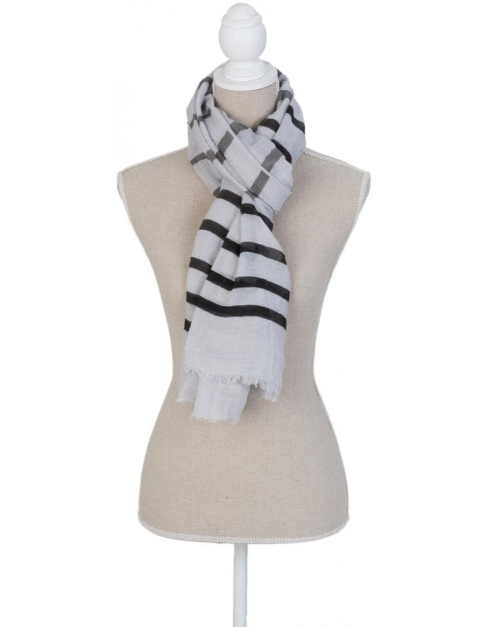 70x180 cm synthetic scarf SJ0653G Clayre Eef