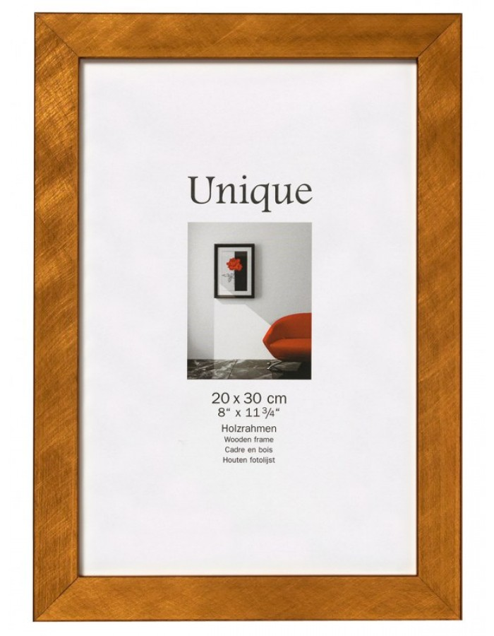 Unique 5 Wood Frame 30x40 Kupfer Walther Fotoalben Discountde