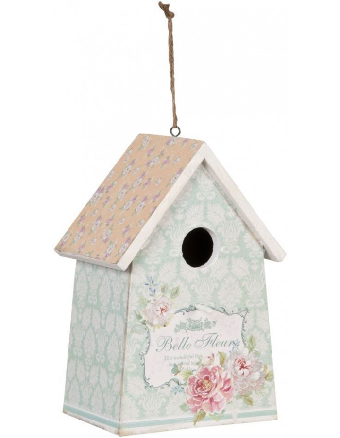 Bird house 62287 Clayre Eef in the size 16x17x25 cm
