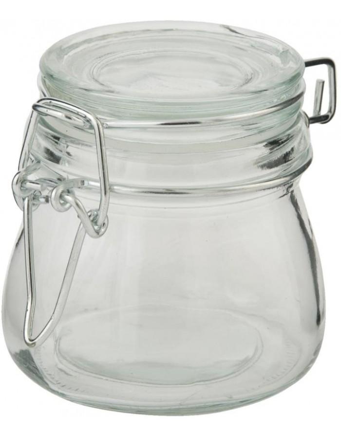 Vorratsglas mit Bügelverschluss Ø 9x7 cm 6GL0612 Clayre Eef ...