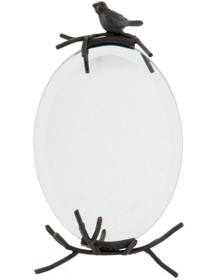 Wandspiegel 62S080 Clayre Eef 13x11x21 cm Clayre Eef