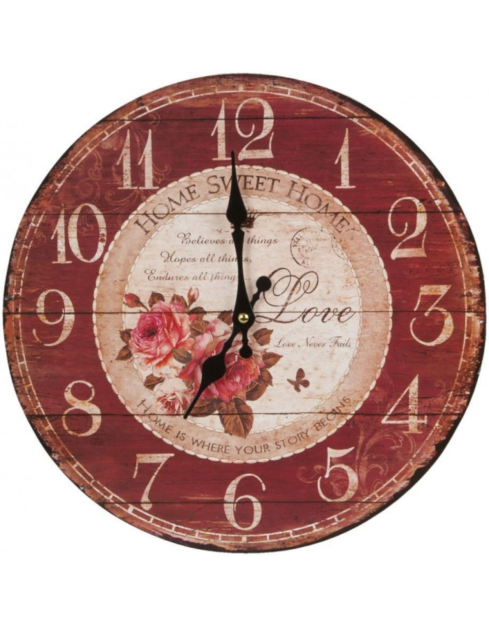 clock Love - 6KL0238 Clayre Eef
