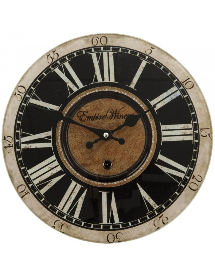 clock neutral  - 6KL0257 Clayre Eef