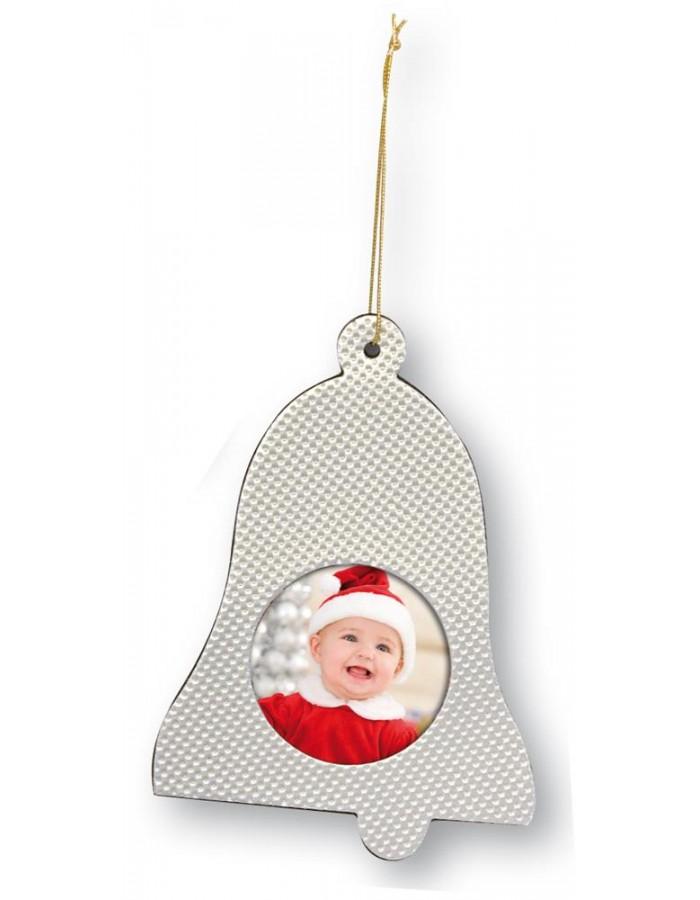 zep weihnachts dekorations anh nger in silber 2er packung. Black Bedroom Furniture Sets. Home Design Ideas