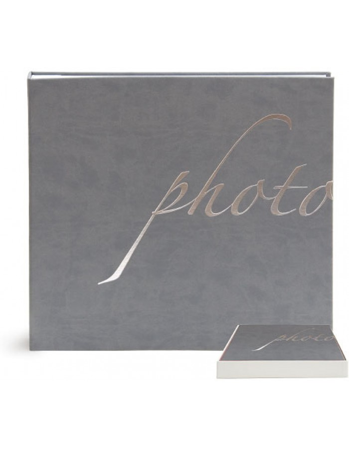 XL Album Softcover grau 35x35