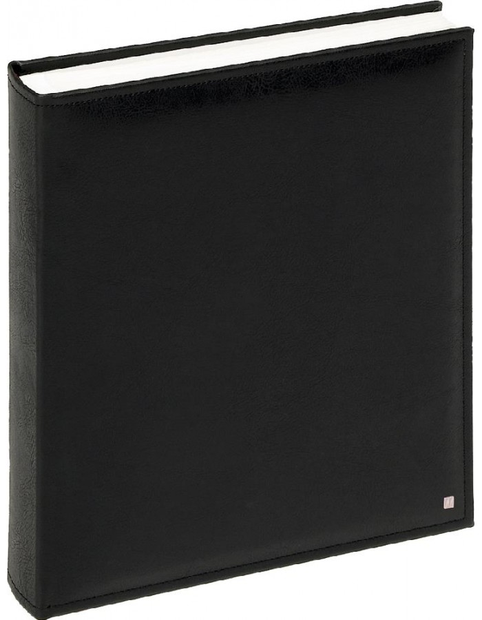 XL photo album Deluxe black 31x36,5 cm