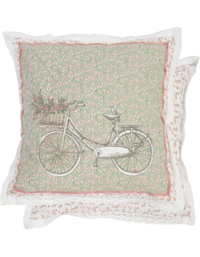 Cushion Cover MY LOVELY LIFE 40x40 cm