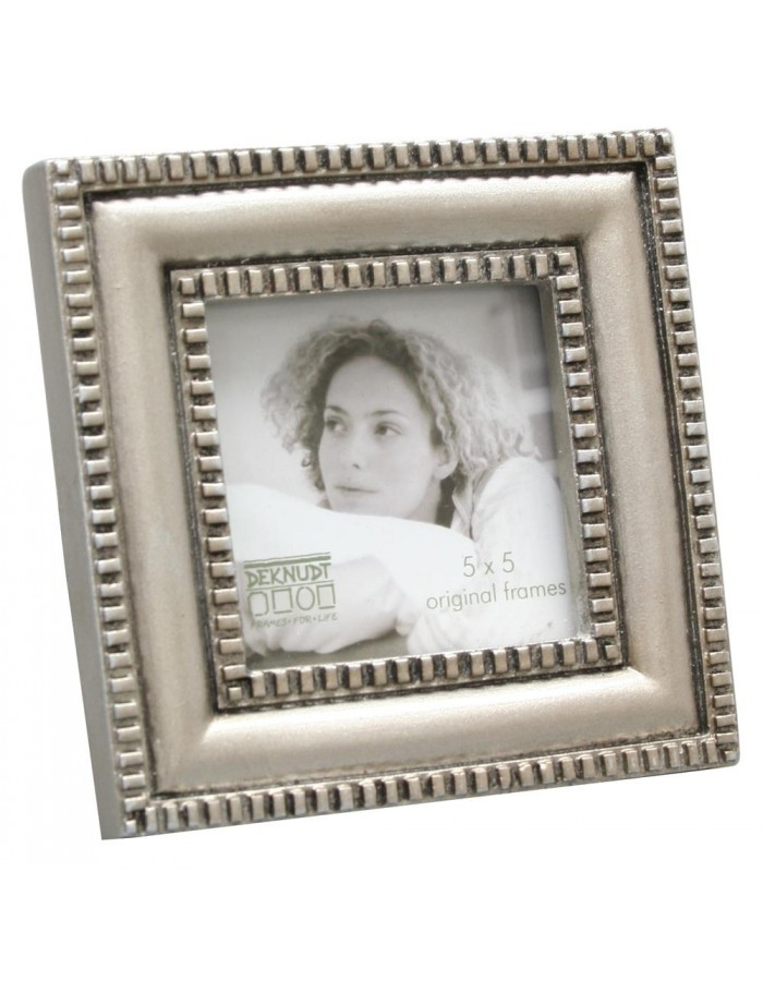 antique picture frame Cylon in square format 5x5 cm