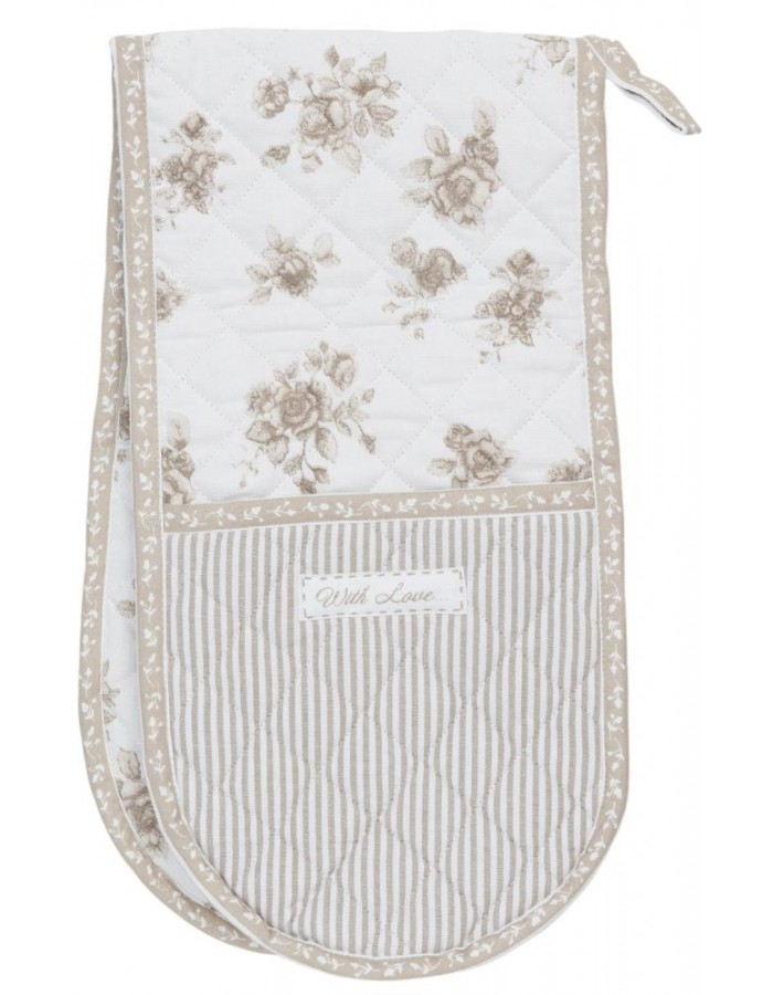 double oven glove Rose Yard - RY52
