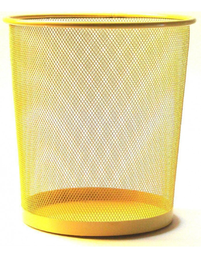 paper bin by officional yellow 29 cm