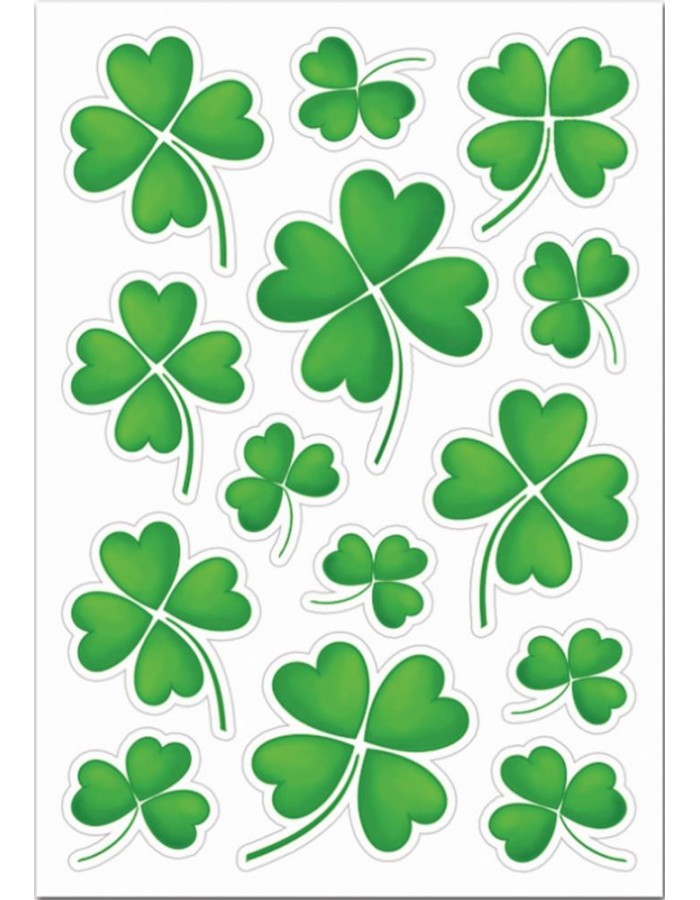 Stickers Clover DECOR, self adhesive