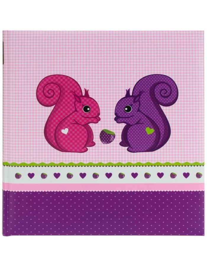 SWEET SQUIRREL photo album children
