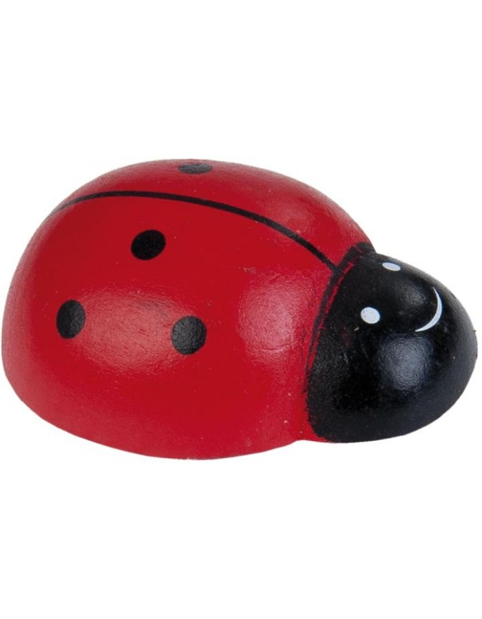 63198 Clayre Eef 10 pieces ladybirds