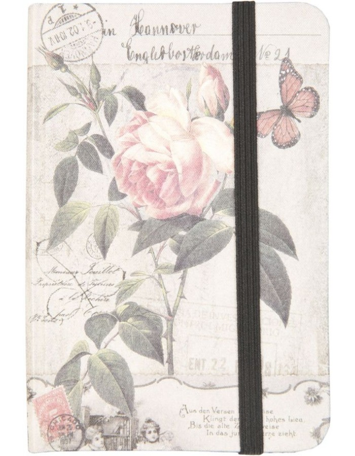 notebook ROSES II 6PA0314 by Clayre Eef