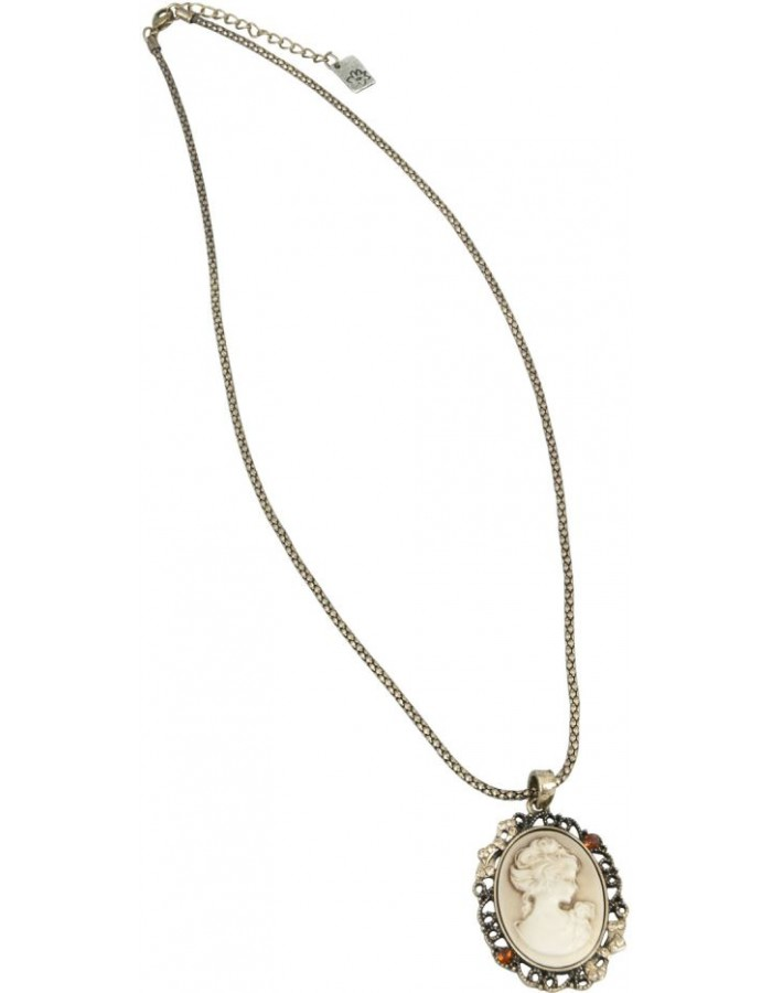 necklace gold B0300240 Clayre Eef