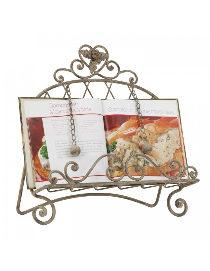 nostalgic holder for your cookery book 6Y0201