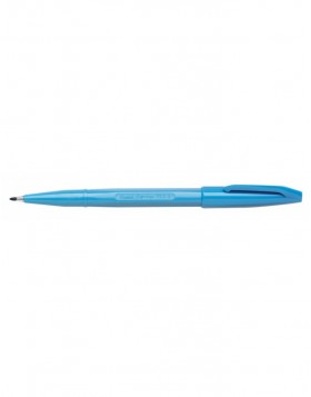 0,8 mm Fasermaler in hellblau aus der SIGN PEN Serie