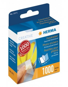 Herma permanent photo tabs  1000