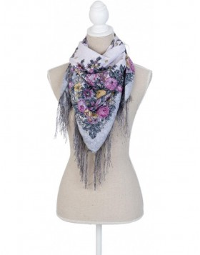 scarf SJ0558 Clayre Eef in the size 100x100 cm
