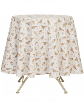 clayre eef table cloth clayre eef 85x85 cm. Black Bedroom Furniture Sets. Home Design Ideas