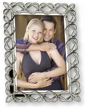 Picture frame Juliet with heart appliques