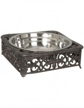 22x22 cm feeding bowl for your pet