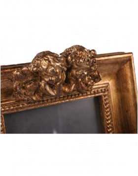 Picture frame baroque 2462GO 4x6 gold