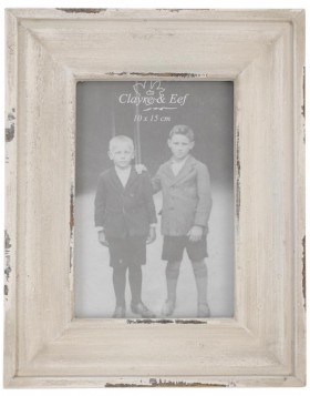 Wooden frame 2607W 4x6 Classic white