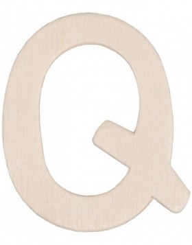 set of 3 letters Q, 62296-Q Clayre Eef