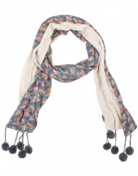 32x198 cm synthetic scarf SJ0150 Clayre Eef