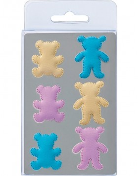 magnets bears 6 pieces