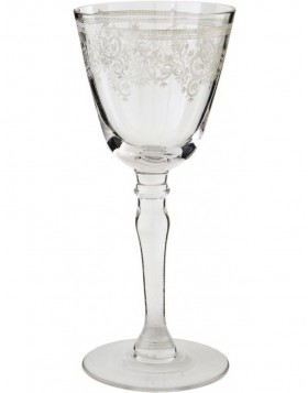 6GL0298 - wine glass 8x19 cm