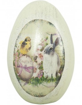 6PR0539 Clayre Eef - illustrated Easter Egg