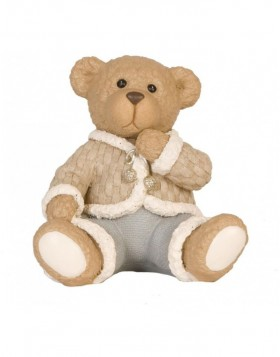 6PR0559 Clayre Eef - decoration TEDDY