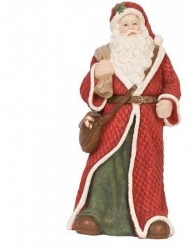 6PR0564 Clayre Eef - decoration Father Christmas