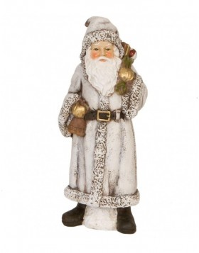 6PR0594 Clayre Eef - decoration Father Christmas