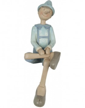6PR0656 Clayre Eef - PINOCCHIO decoration