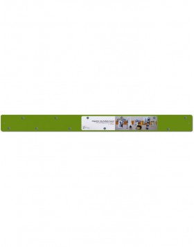 28x2.4 Strips magnetic bar in green