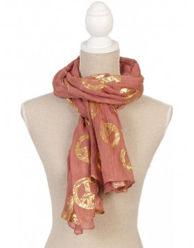 scarf SJ0504LA Clayre Eef in the size 70x170 cm