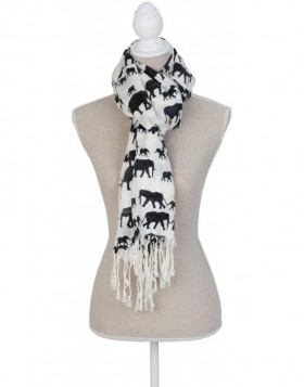 70x170 cm synthetic scarf SJ0693 Clayre Eef
