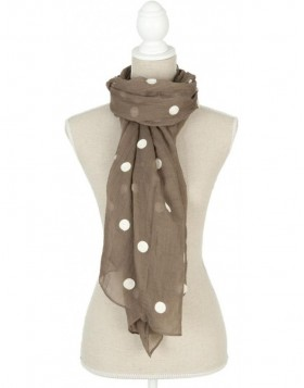 70x180 cm synthetic scarf SJ0530BGR Clayre Eef