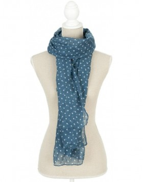 70x180 cm synthetic scarf SJ0542BL Clayre Eef