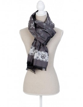 70x180 cm synthetic scarf SJ0578G Clayre Eef