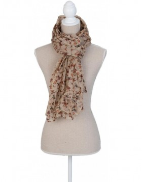 scarf SJ0580BGR Clayre Eef in the size 70x180 cm